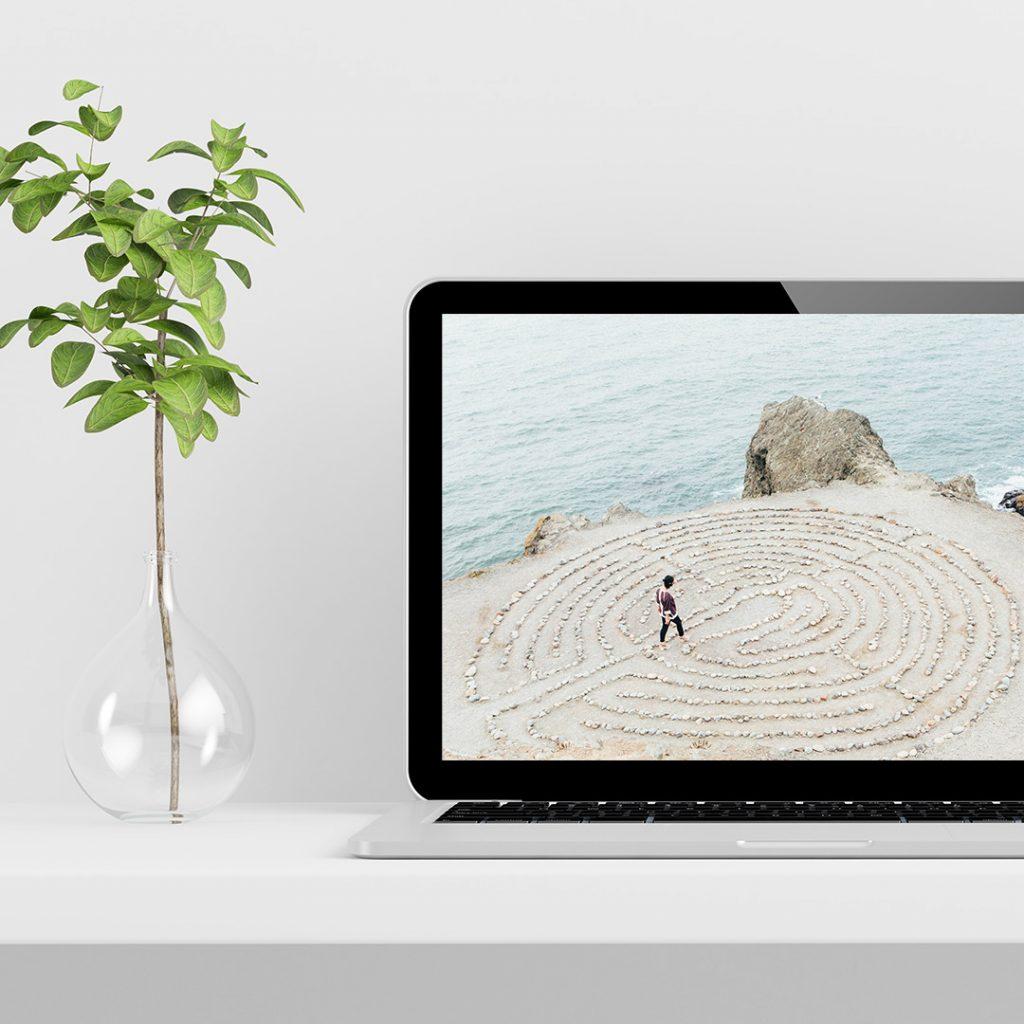 5 Planks to Brand Strategy Desk Vignette