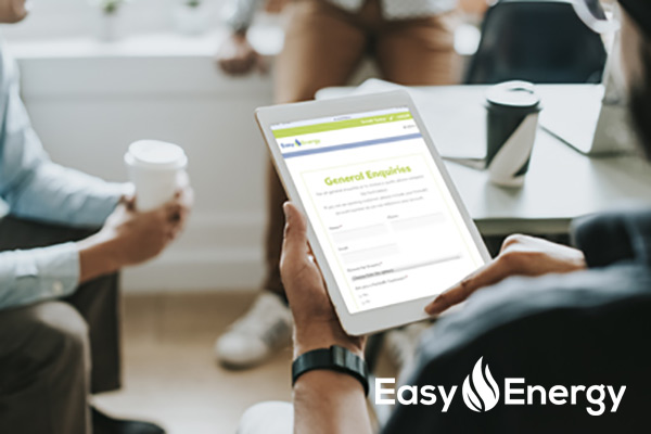 Easy Energy Surrey Web Design Project | by Original Ginger