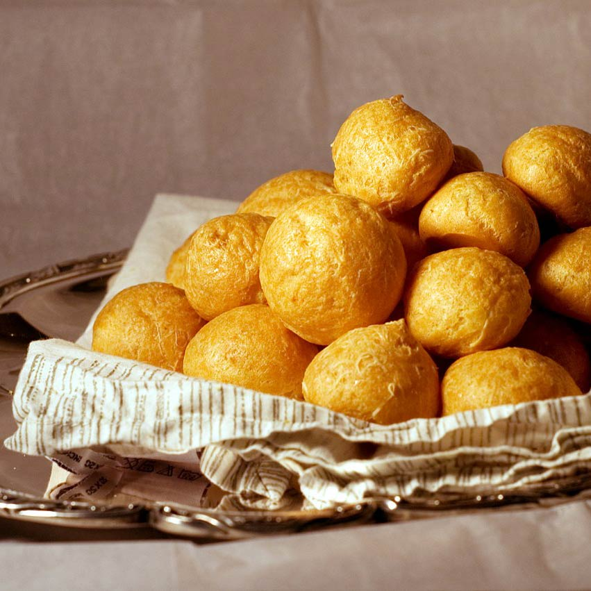 Gruyere Cheese Gougeres | Original Ginger Team Recipes