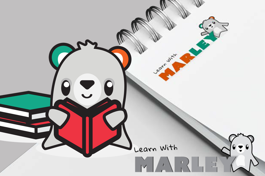 Learn with Marley Surrey Web Design Project | by Original Ginger