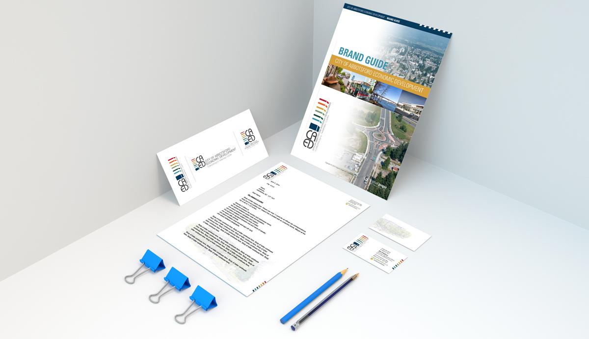 Abbotsford Branding Project for City of Abbotsford Economic Development