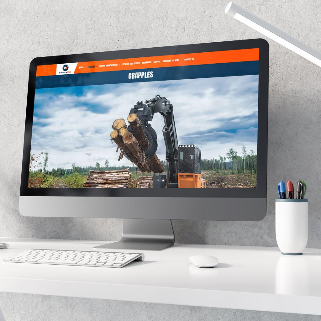 Surrey Web design Case Study