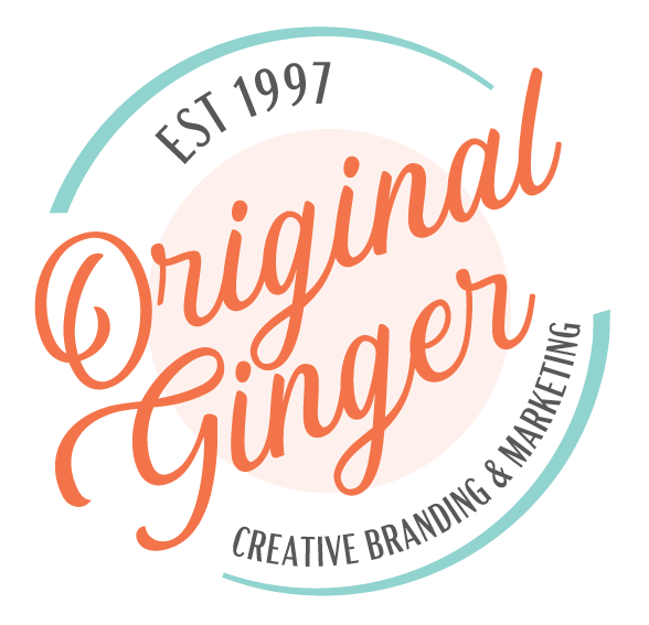 Original Ginger Marketing & Branding Agency Logo