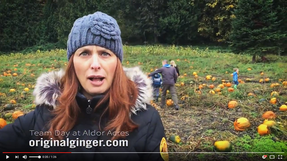 Aldor Acres with Original Ginger | Video Cover Image