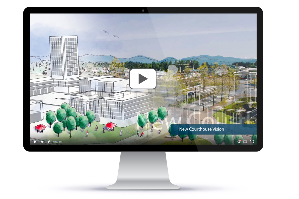 City of Abbotsford Economic Development video and motion graphics by original ginger