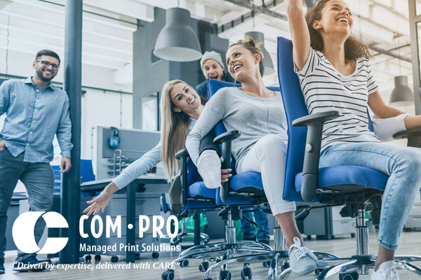 Com Pro Business Solutions Langley Web Design Project | by Original Ginger