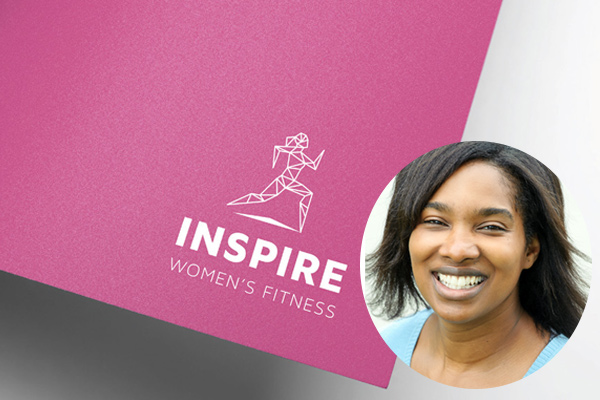Inspire Women's Fitness Langley Logo Design Project | by Original Ginger