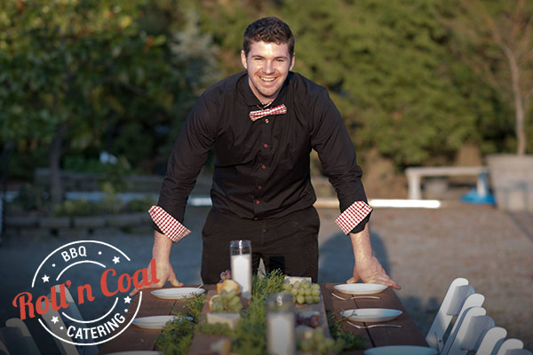 Roll'n Coal BBQ Catering Abbotsford Web Design Project | by Original Ginger