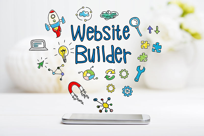 DIY Business Website Builder   Small Business Website Packages