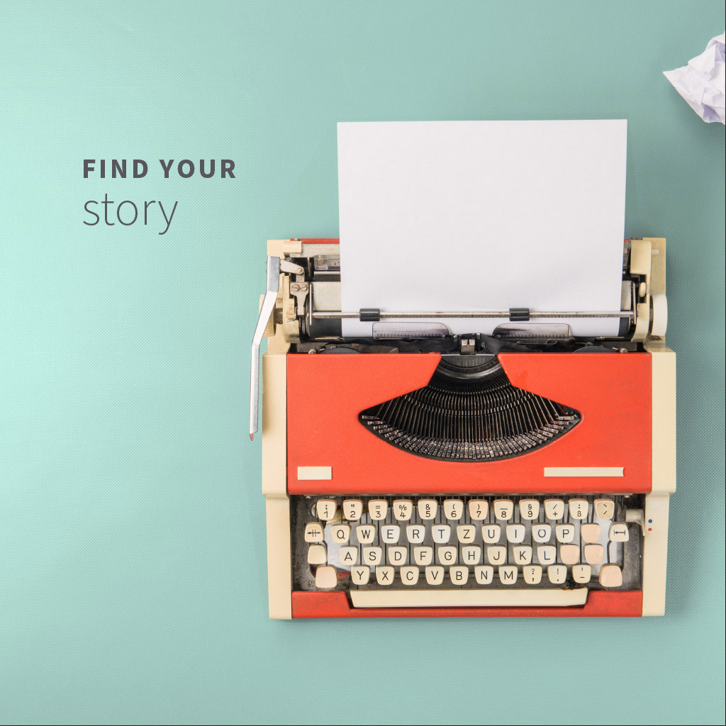 Brand Strategy Gallery Find Your Story