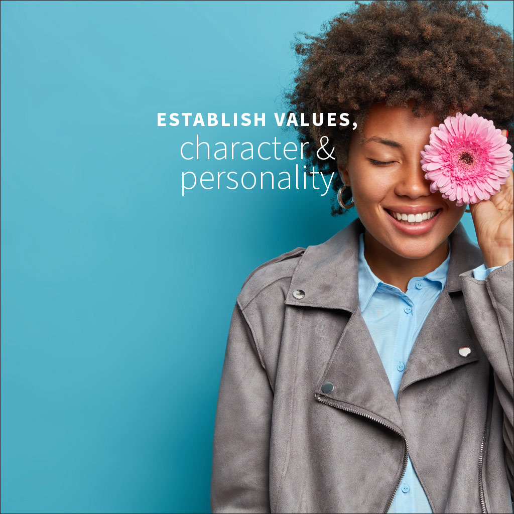 Brand Strategy Gallery Values and Personality