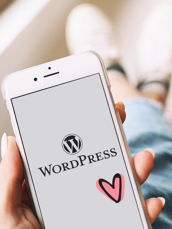 WordPress Web Design Services by Original Ginger