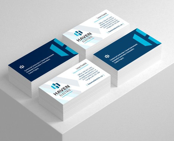 Langley Print Design for Haven Electric Case Study