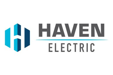 Langley Logo Design for Haven Electric Case Study